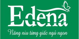 Chăn ra gối nệm Edena